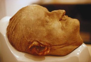 Joyce's Death Mask
